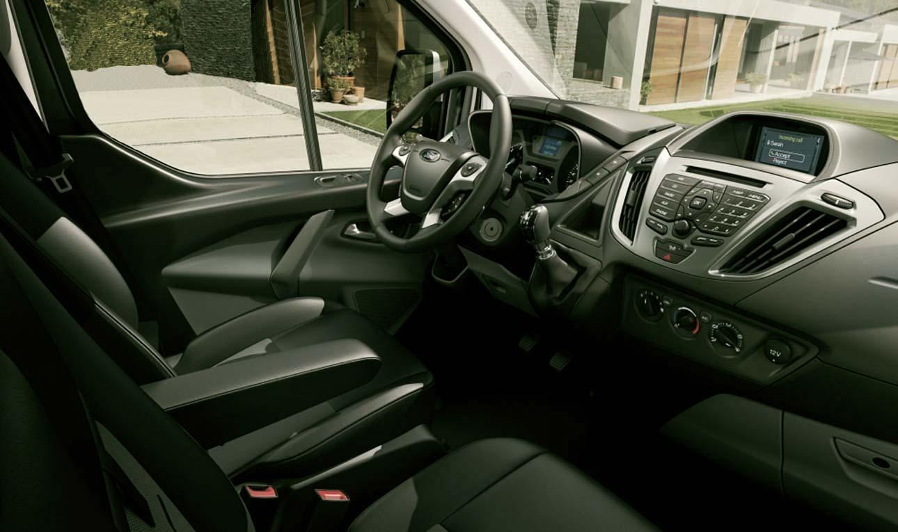 Bestattungswagen Ford Transit Custom - Ein Alleskönner