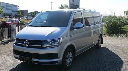 Frontansicht VW T6